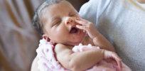 newborn baby spit up gerd