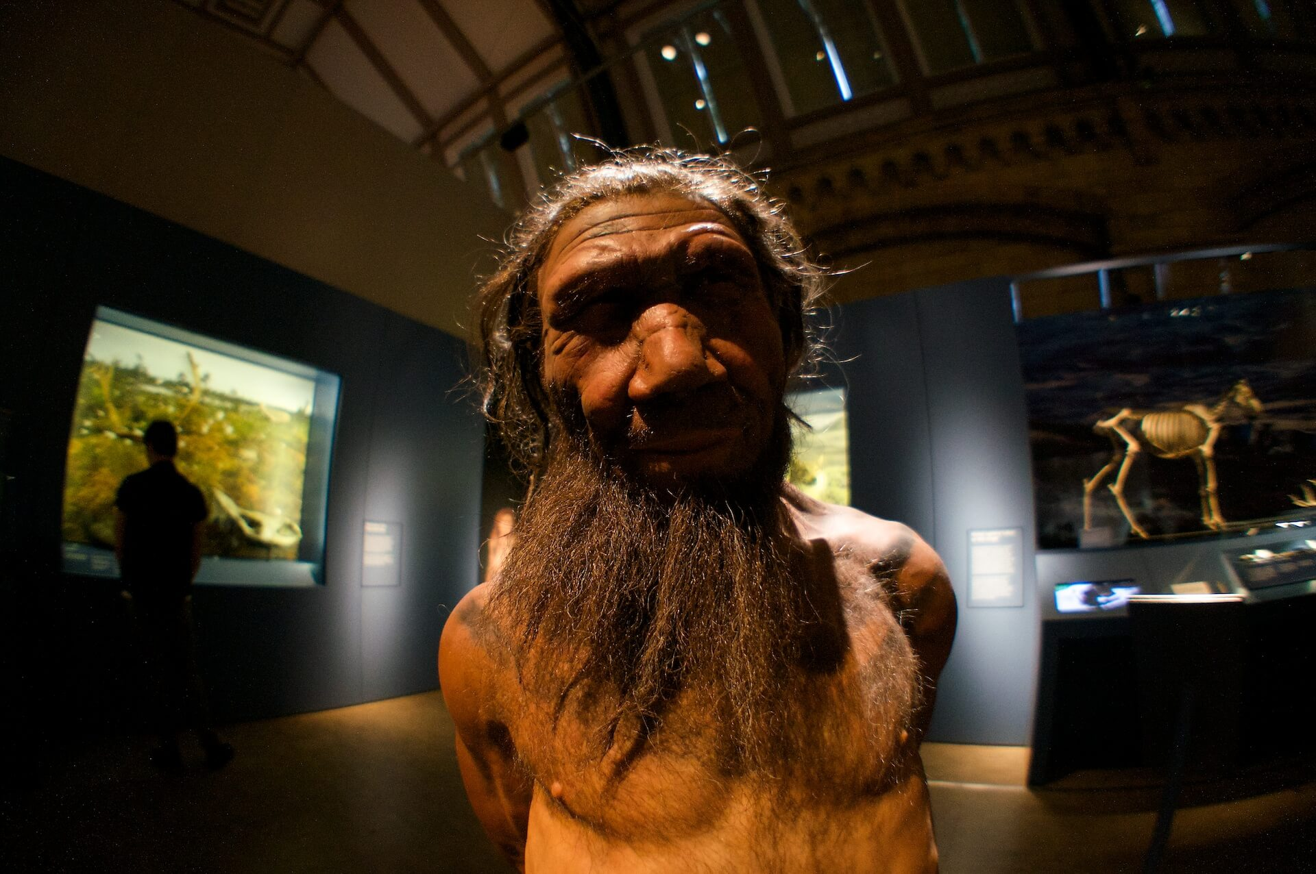 2-26-2019 neanderthal dna still runs in our genomes complicating the story of our origins