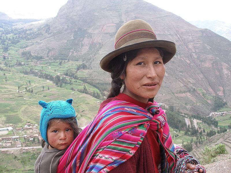2-13-2019 quechuawomanandchild