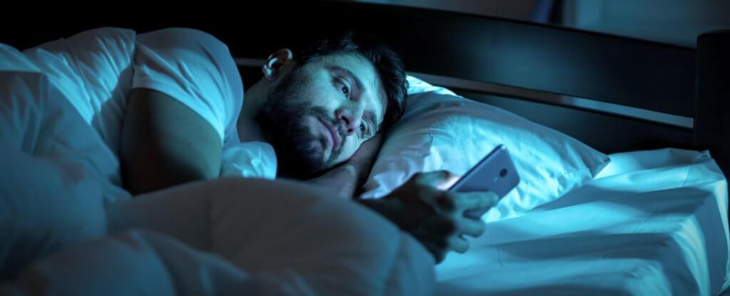2-3-2019 sleep deprived guy in bed