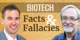 biotech facts fallacies