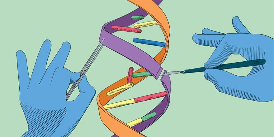 genome editing ria