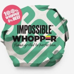 burger king vegetarian impossible exlarge