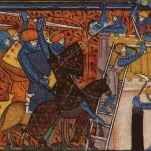 4-25-2019 facts medieval crusader state armies