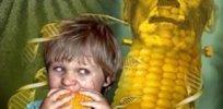 demon child of franken corn © david dees illustration deesillustration com