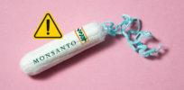 glyphosat tampons