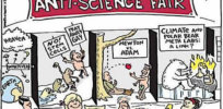anti science fair