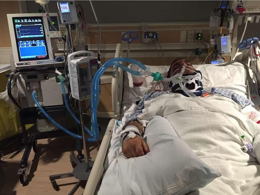 darryl isaacs tbi hospital