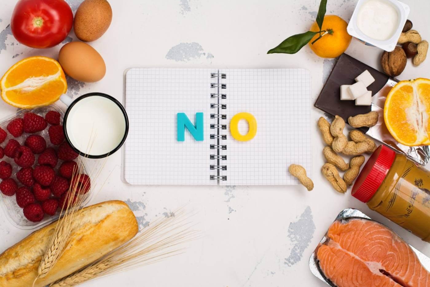 food allergy vs intolerance