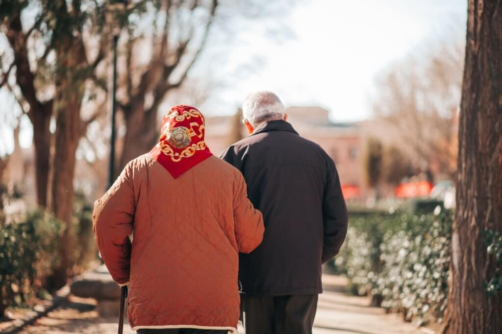 how to grow old and happy together