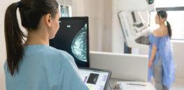 mammogram x x