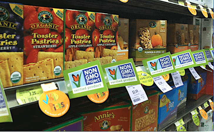 Viewpoint: Why the Non-GMO Project label is little more than