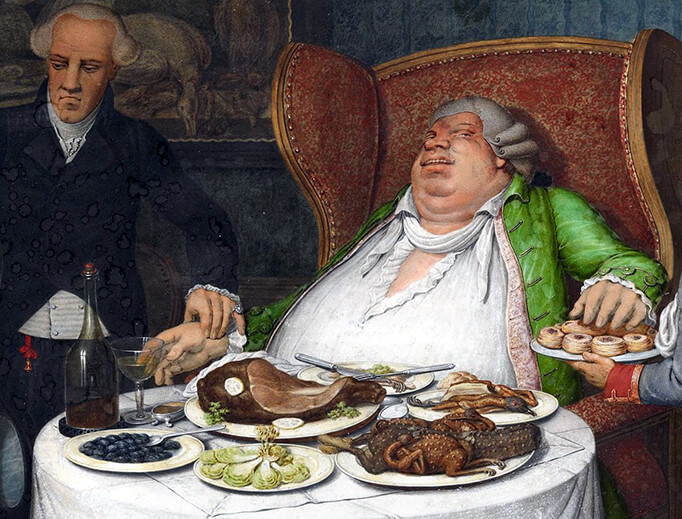 stagnaro gluttony