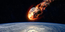 asteroid impact changed the history of life