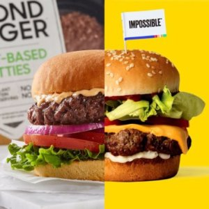 impossible burger vs beyond burger