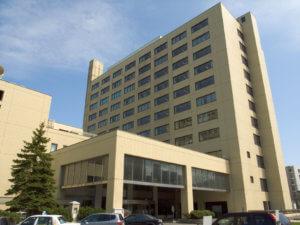 sapporo medical university hospital