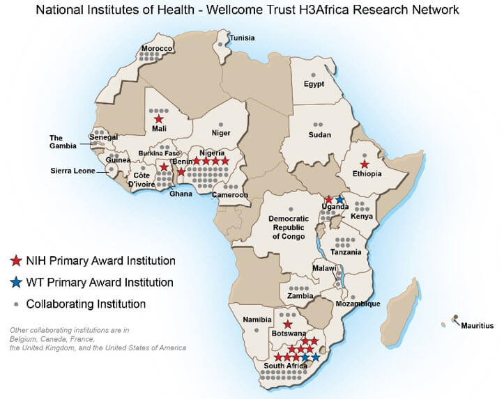 dr h africa network