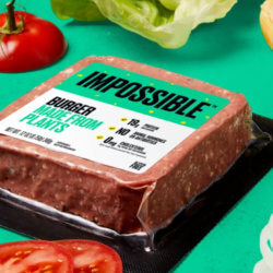 Video: Impossible Foods hits back at Super Bowl ad alleging plant-based beef contains laxative