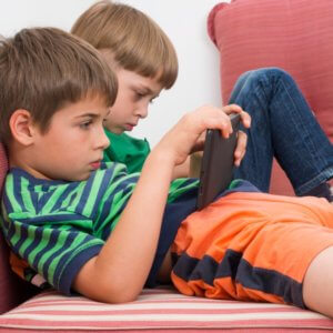 my kids use ipads and i dont care