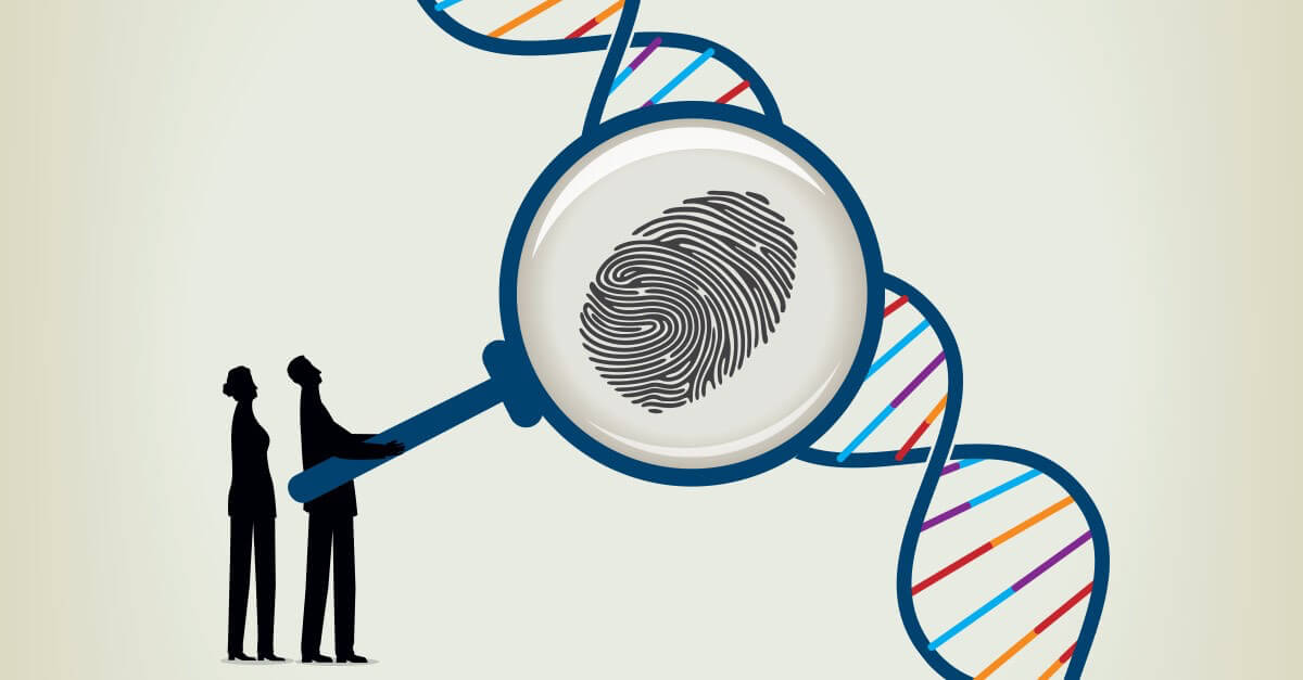dna and crime