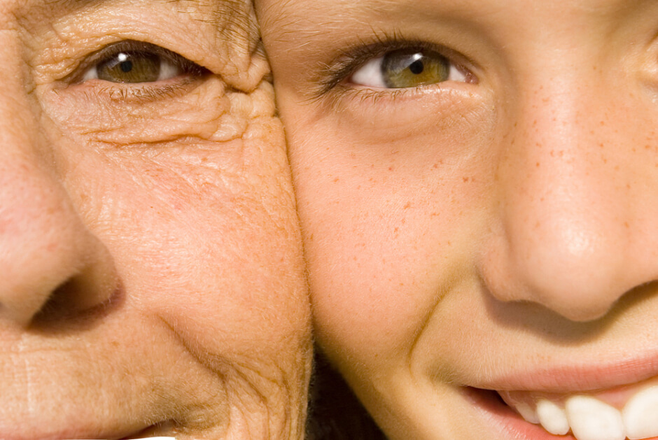 psychology aging old age perception