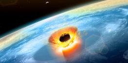dinosaur asteroid chicxulub