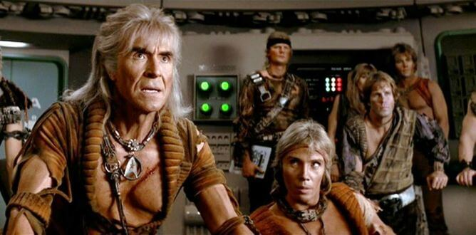 star trek ii wrath of khan int s c