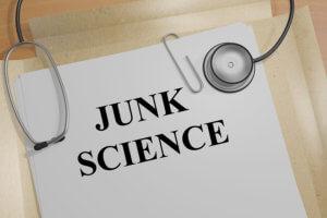 bigstock junk science medical concept