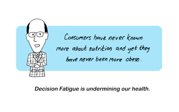 decision fatigue never known quote x x