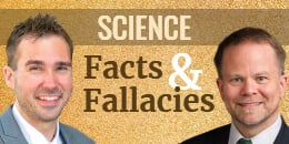 science facts and fallacies