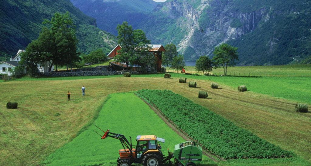 screenshot nfu scotland forges closer ties with norwegian farmers farmers weekly