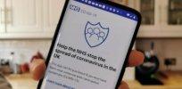 nhs coronavirus app how the contact tracing app works thumb