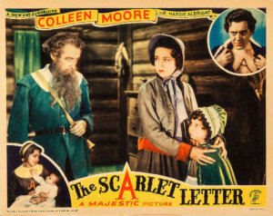 px scarlet letter lobby card