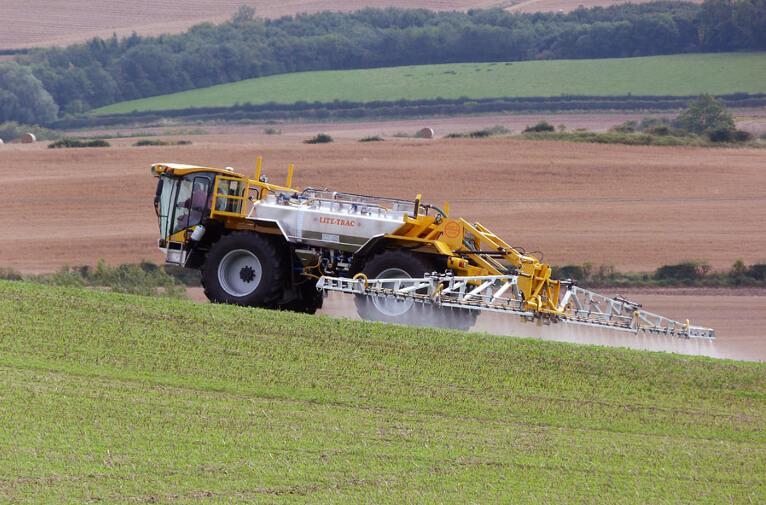 lite trac crop sprayer