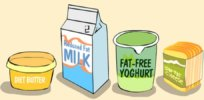 fat free foods fb x