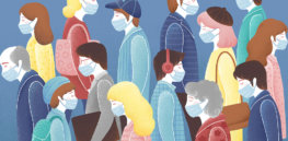 What does 'herd immunity' mean and why is it important?