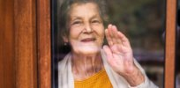 It turns out seniors are both more vulnerable to COVID and can handle quarantines better