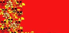 skull and crossbones homepage banner header skull