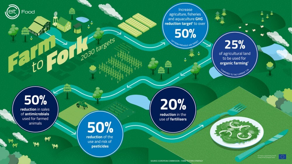 farm to fork infographic sml