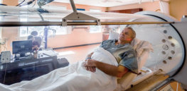 Aging reversed using high-pressure hyperbaric oxygen chamber, Israeli researchers claim in peer reviewed study
