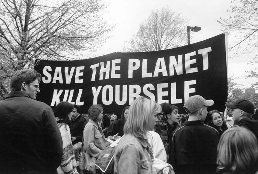 Life without humans: What's the 'voluntary extinction movement'? | Genetic  Literacy Project