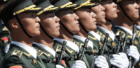 China attempting to develop 'biologically enhanced super soldiers', US spy chief claims