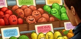 Viewpoint: Most consumers are ignorant of farming—and 'easy targets' for peddlers of organic food misinformation