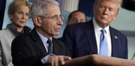 Politics, science and the coronavirus under the Trump Administration: Fauci outlines pattern of censorship and interference
