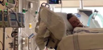 Morbid curiosity? This study records what some people's last moments alive were like
