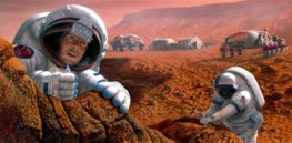 Colonizing Mars? Here's the technology we need to make that happen