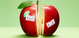Many shoppers prefer organic food—unless GM products are cheaper, Canadian survey finds