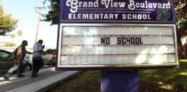 Did closing schools cost lives?