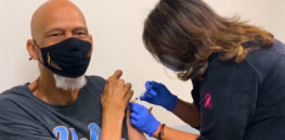 Many Black NBA players wary about getting COVID vaccine. Here's why