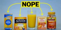 Taking Vitamin C or zinc to fight a cold or COVID? New study shows they have no effect